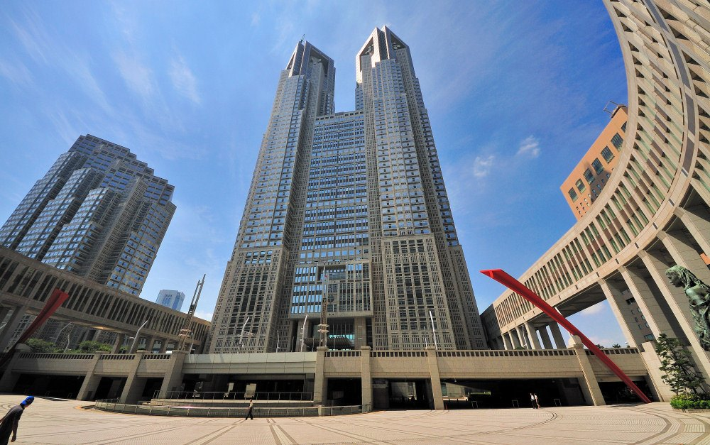 3.Metropolitan Government Building
