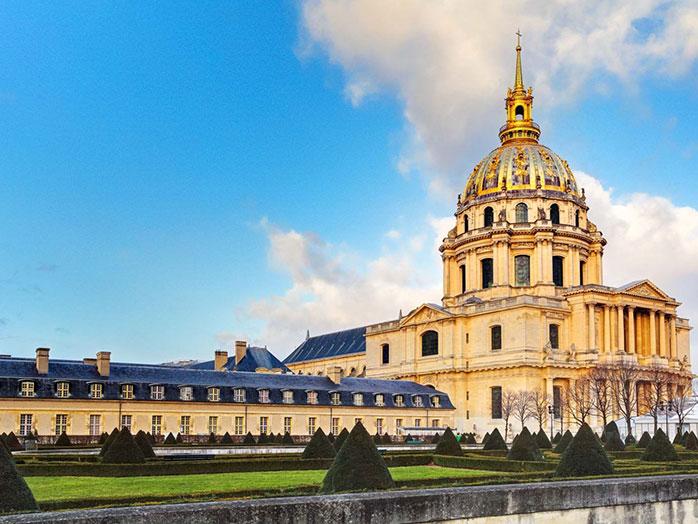 Châu Âu: Pháp - Thụy Sỹ - Ý - Vatican