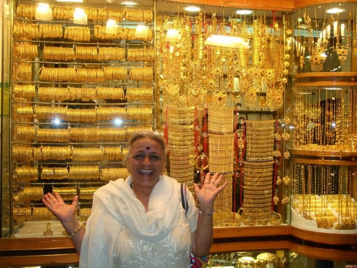 dubai - gold market